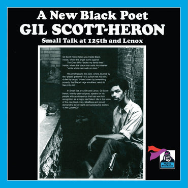 Gil Scott Heron - Small Talk at 125th and Lenox