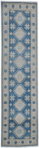 Handmade Sultan Collection Hallway Runner | 322 x 78 cm - Najaf Rugs & Textile