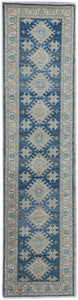 Handmade Sultan Collection Hallway Runner | 352 x 80 cm - Najaf Rugs & Textile