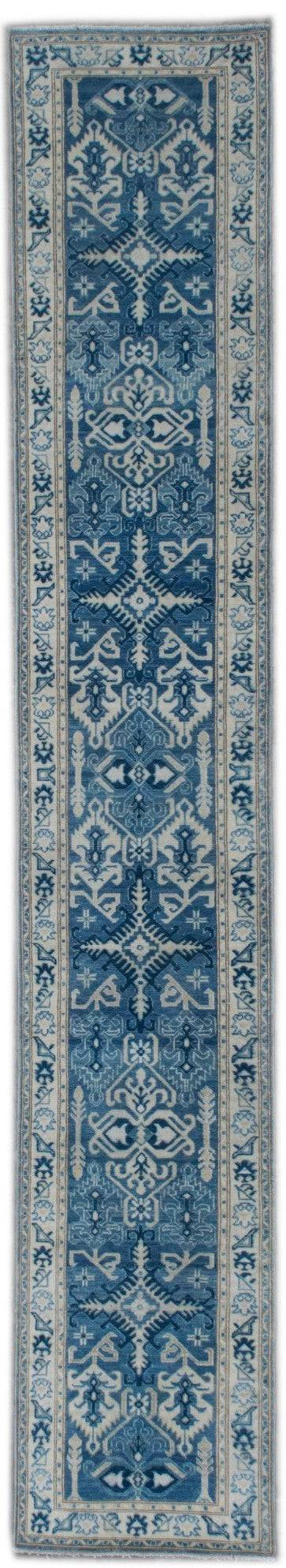 Handmade Sultan Collection Hallway Runner | 492 x 80 cm - Najaf Rugs & Textile