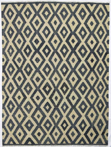 Handmade Qasim Collection Kilim | 234 x 174 cm - Najaf Rugs & Textile