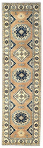 Handmade Sultan Collection Hallway Runner | 297 x 79 cm - Najaf Rugs & Textile