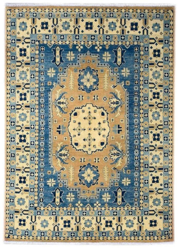 Handmade Sultan Collection Rug | 201 x 147 cm - Najaf Rugs & Textile
