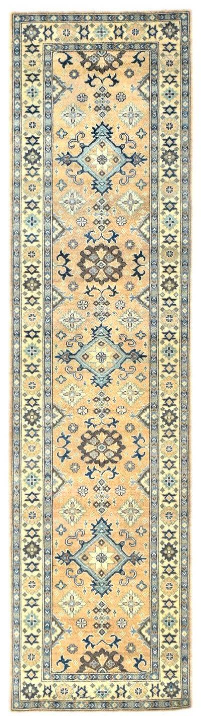Handmade Sultan Collection Hallway Runner | 292 x 79 cm - Najaf Rugs & Textile