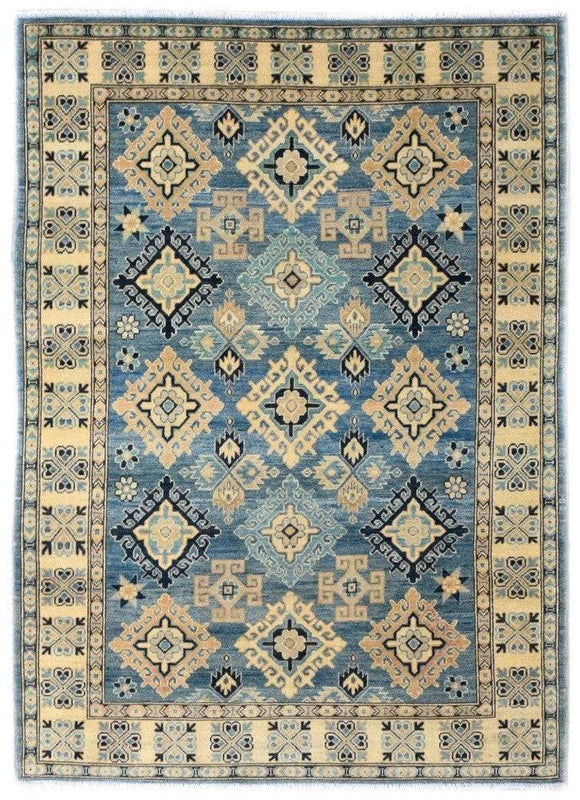 Handmade Sultan Collection Rug | 206 x 150 cm - Najaf Rugs & Textile