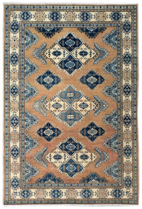 Handmade Sultan Collection Rug | 245 x 172 cm - Najaf Rugs & Textile