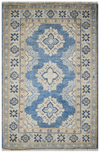 Handmade Mini Sultan Collection Rug | 94 x 60 cm | 3' x 1'9""