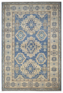 "Handmade Sultan Collection Rug | 152 x 93 cm | 4'9"" x 3'"