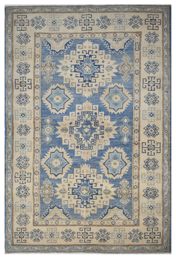 Handmade Sultan Collection Rug | 152 x 93 cm | 4'9