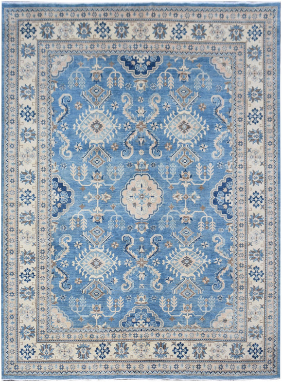 Handmade Sultan Collection Rug | 352 x 257 cm | 11'7