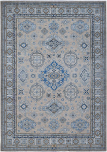 "Handmade Super Sultan Collection Rug | 301 x 252 cm | 9'11"" x 8'4"""