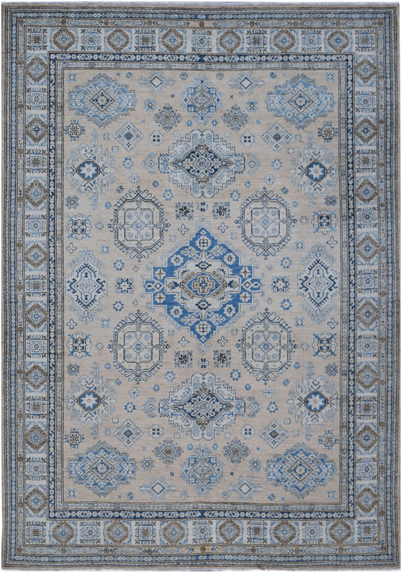 Handmade Super Sultan Collection Rug | 301 x 252 cm | 9'11