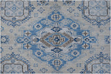 "Handmade Super Sultan Collection Rug | 294 x 250 cm | 9'8"" x 8'3"""