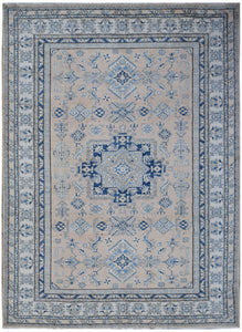 "Handmade Super Sultan Collection Rug | 321 x 266 cm | 10'7"" x 8'9"""