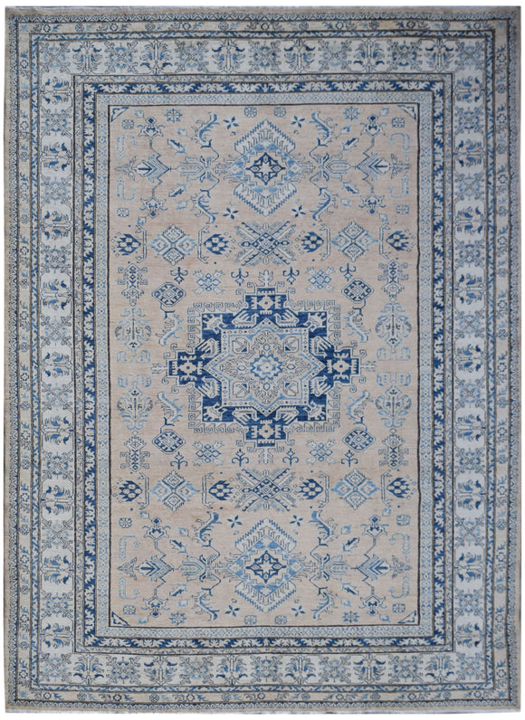 Handmade Super Sultan Collection Rug | 321 x 266 cm | 10'7