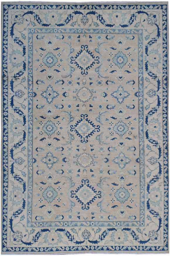 Handmade Sultan Collection Rug | 301 x 195 cm | 9'11