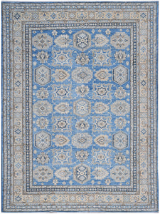 "Handmade Super Sultan Collection Rug | 308 x 246 cm | 10'2"" x 8'1"""
