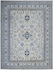 "Handmade Super Sultan Collection Rug | 306 x 242 cm | 10'1"" x 8'1"""