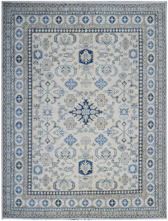 Handmade Super Sultan Collection Rug | 306 x 242 cm | 10'1