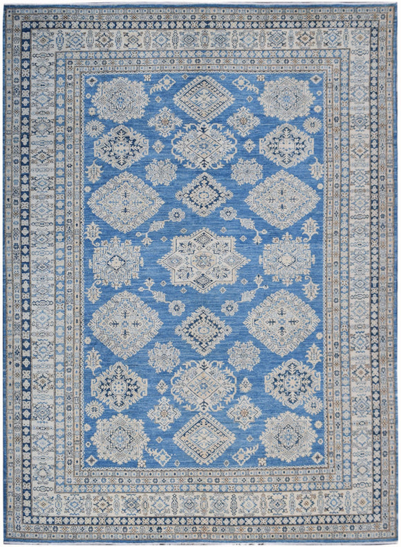 Handmade Super Sultan Collection Rug | 344 x 263 cm | 11'4