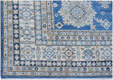 "Handmade Super Sultan Collection Rug | 344 x 263 cm | 11'4"" x 8'8"""