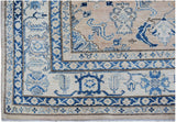 "Handmade Super Sultan Collection Rug | 307 x 247 cm | 10'1"" x 8'2"""