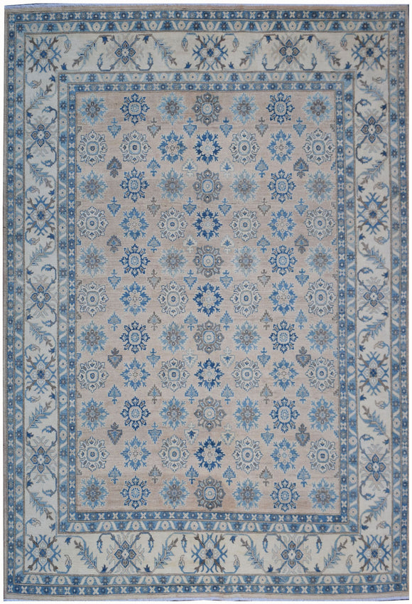 Handmade Sultan Collection Rug | 370 x 273 cm | 12'2
