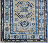 "Handmade Super Sultan Collection Hallway Runner | 582 x 84 cm | 19'10"" x 2'9"""