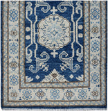 "Handmade Super Sultan Collection Hallway Runner | 615 x 78 cm | 20'2"" x 2'7"""