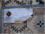 "Handmade Sultan Collection Hallway Runner | 401 x 83 cm | 13'2"" x 2'9"""