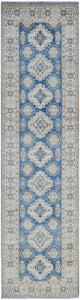 "Handmade Sultan Collection Hallway Runner | 290 x 77 cm | 9'6"" x 2'6"""