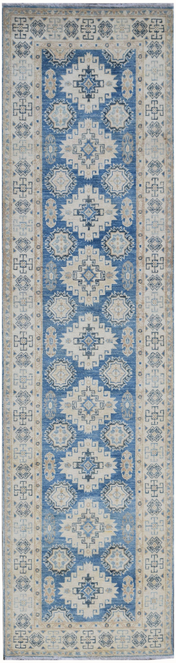 Handmade Sultan Collection Hallway Runner | 290 x 77 cm | 9'6
