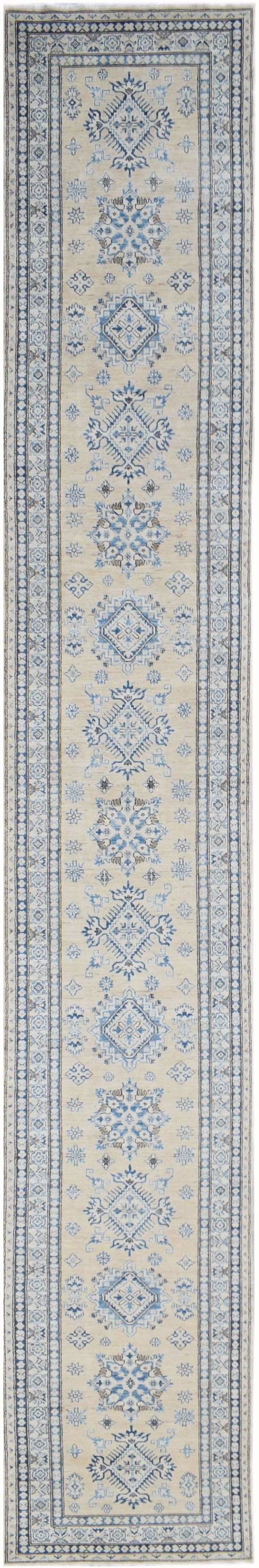 Handmade Super Sultan Collection Hallway Runner | 608 x 92 cm | 19'11