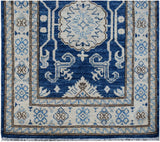 "Handmade Super Sultan Collection Hallway Runner | 616 x 80 cm | 20'3"" x 2'7"""