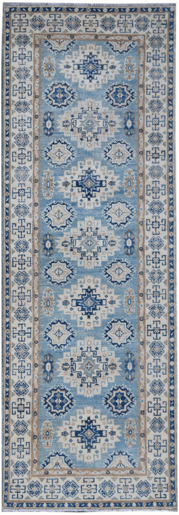 Handmade Sultan Collection Hallway Runner | 237 x 83 cm | 7'9