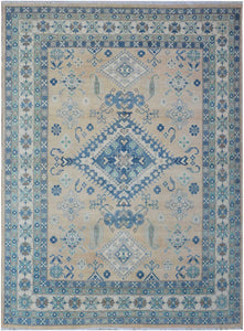 "Handmade Sultan Collection Rug | 292 x 241 cm | 9'7"" x 7'11"""
