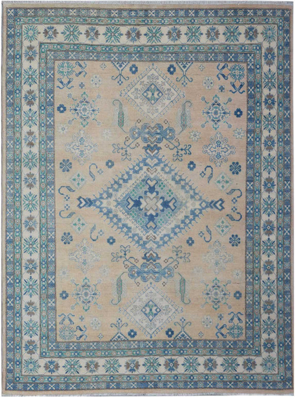 Handmade Sultan Collection Rug | 290 x 243 cm | 9'7