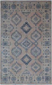 "Handmade Sultan Collection Rug | 188 x 121 cm | 6'2"" x 4'"