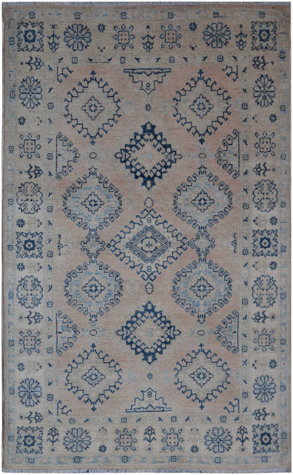 Handmade Sultan Collection Rug | 188 x 121 cm | 6'2