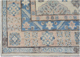 "Handmade Sultan Collection Rug | 329 x 241 cm | 10'10"" x 7'11"""