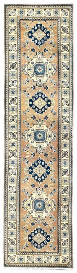 Handmade Sultan Collection Hallway Runner | 294 x 79 cm