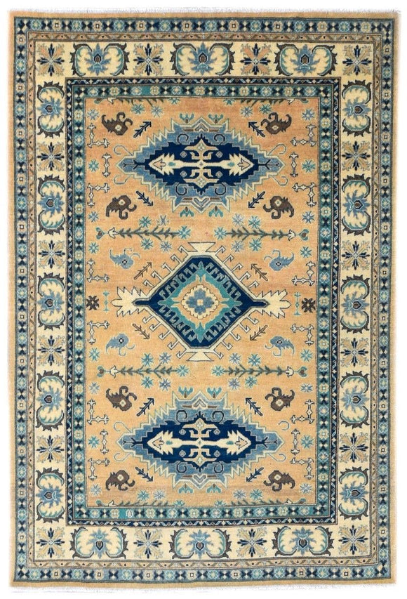 Handmade Sultan Collection Rug | 262 x 181 cm | 8'6