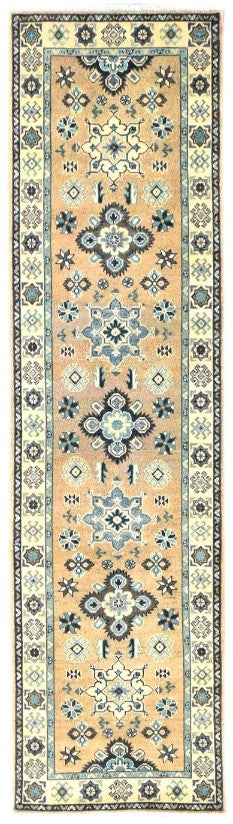 Handmade Sultan Collection Hallway Runner | 292 x 79 cm | 9'5