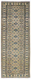 Handmade Sultan Collection Hallway Runner | 292 x 82 cm