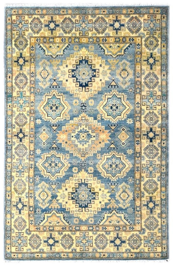Handmade Sultan Collection Rug | 221 x 143 cm | 7'2