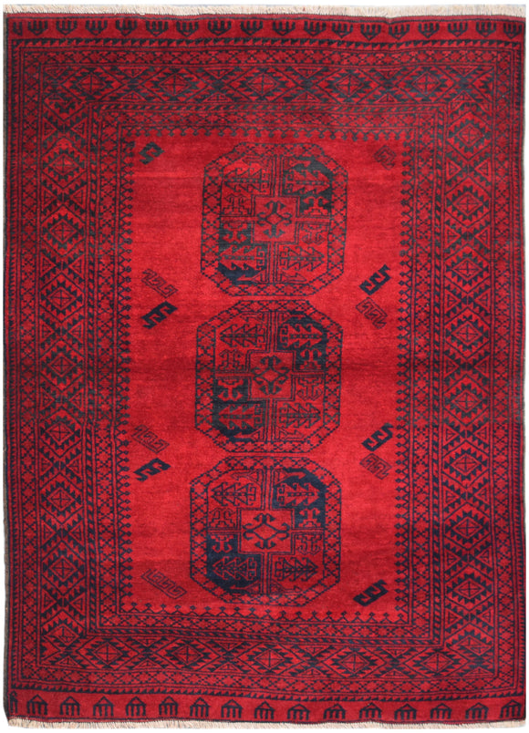 Handmade Traditional Elephant's Foot Rug | 193 x 146 cm | 6'4 x 4'10