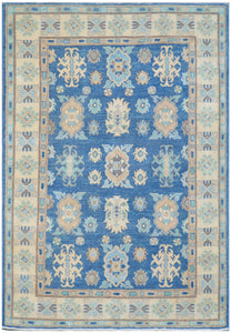 Handmade Sultan Collection Hallway Rug | 179 x 123 cm - Najaf Rugs & Textile