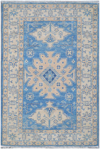 Handmade Sultan Collection Hallway Rug | 119 x 80 cm - Najaf Rugs & Textile
