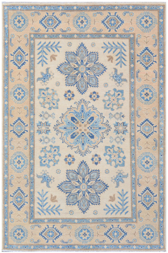 Handmade Sultan Collection Hallway Rug | 192 x 125 cm - Najaf Rugs & Textile