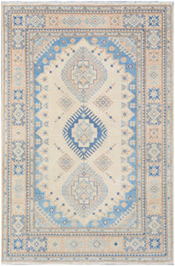 Handmade Sultan Collection Hallway Rug | 174 x 116 cm - Najaf Rugs & Textile